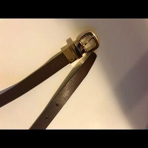 MICHAEL Michael Kors Accessories - Michael Kors women's reversible belt